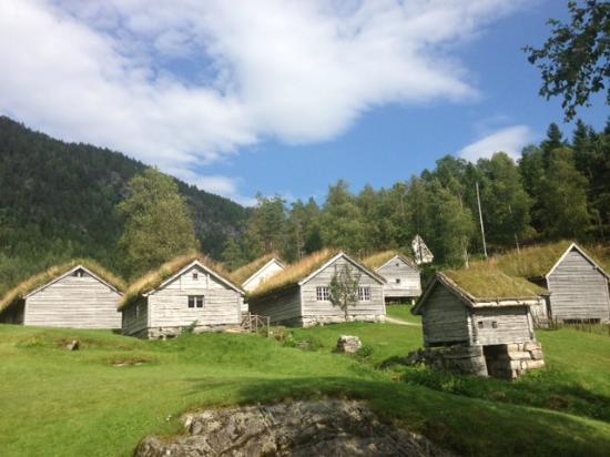 Sunnfjord Museum - Open Air Museum: Музей под открытым небом