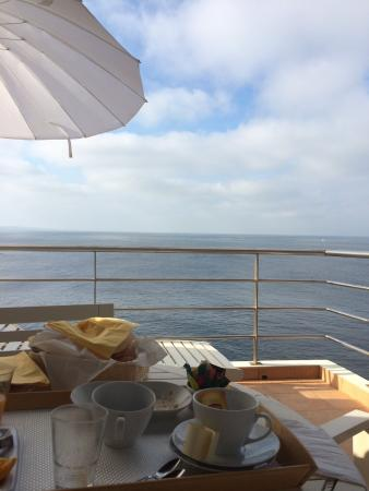 Consolacao, Portugal: View from breakfast