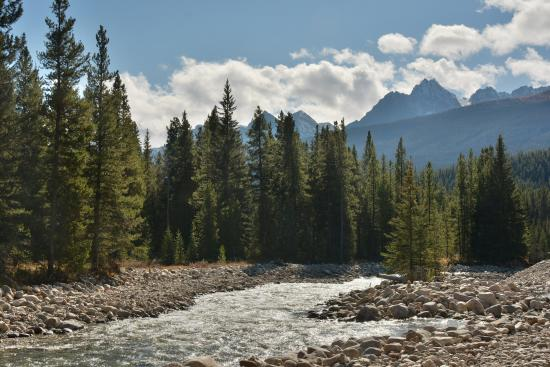 show topic days backpacking near banff which trip should national park alberta