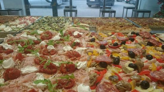 Pizzeria al Taglio L'Angolo Della Pizza