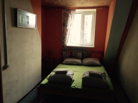 THE ROOF HOSTEL: Twin Room