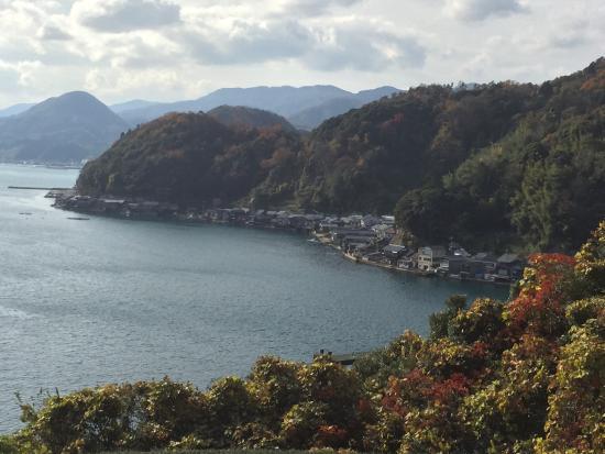 Michi-no-Eki Funaya no Sato Ine: 伊根灣