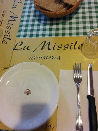 Arrosteria Lu Missile