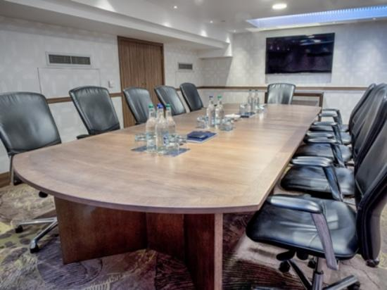 Hilton London Kensington: Boardroom 1