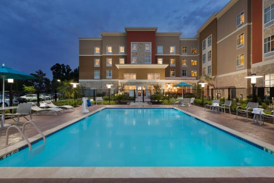 Pool Picture Of Homewood Suites By Hilton North Houston Spring Spring Tripadvisor