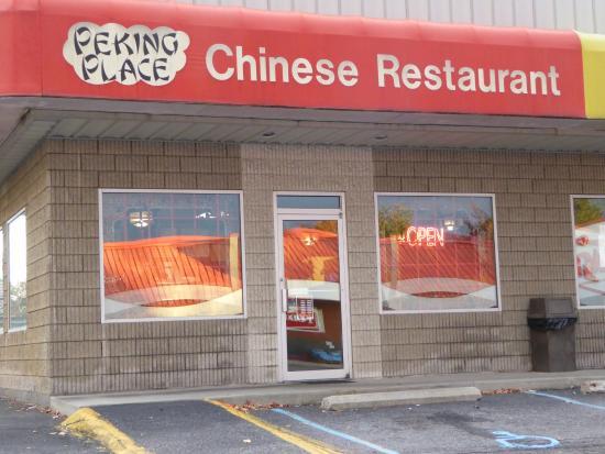 Peking Place Johnstown Restaurant
