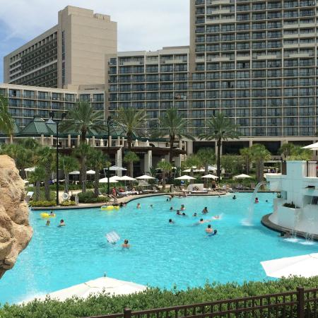 Orlando World Center Marriott Best Resort Pool