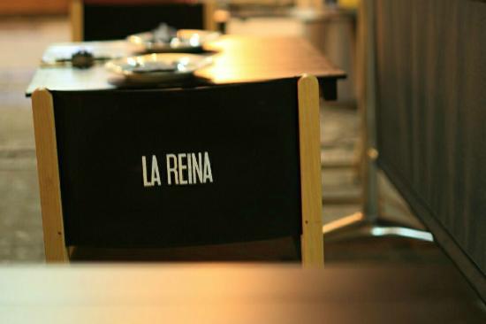 Terraza Picture Of La Reina Friendly Restaurant Valencia