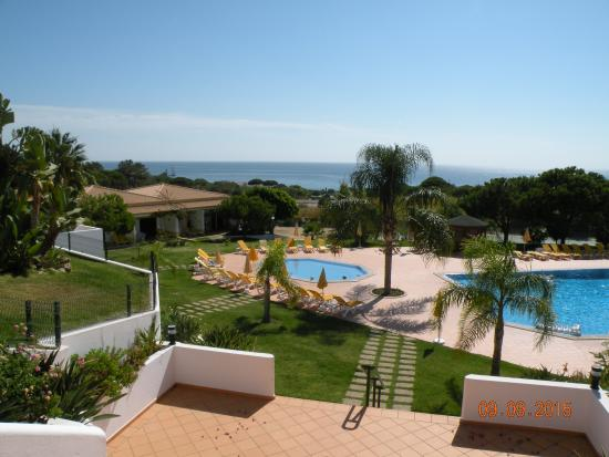 Villas Rufino : Sea view