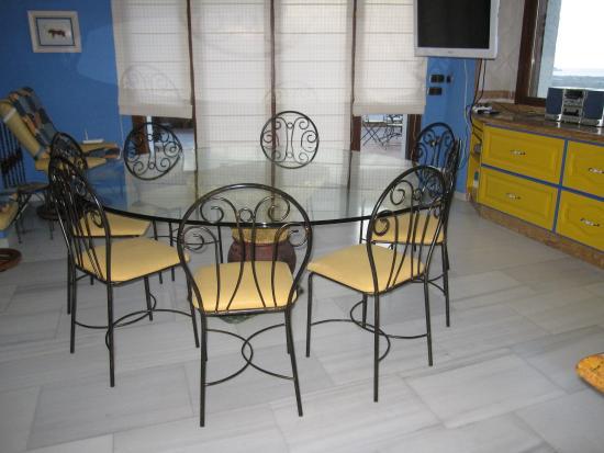 Villa la raijana updated 2017 holiday rental in - Coin repas cuisine ...