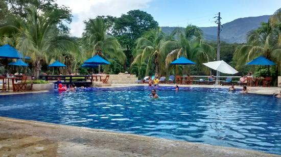 San Jeronimo, Kolombia: Hotel Lago Tours