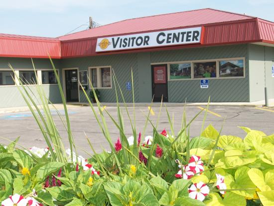 ‪Mason City Visitor Information Center‬