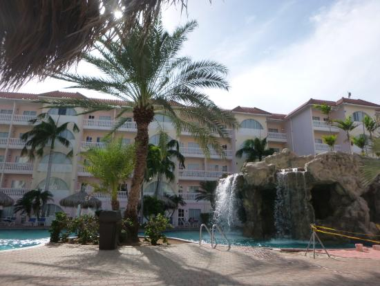 Tropicana Aruba Resort Cascada