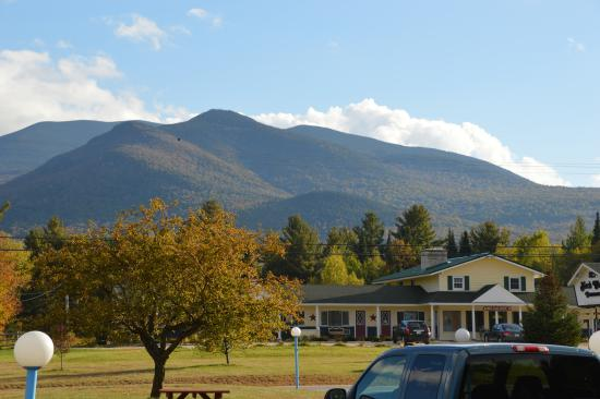 Twin Mountain, NH : View from front