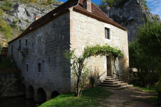 Payrac, Francia: Moulin fortifié de Cougnaguet