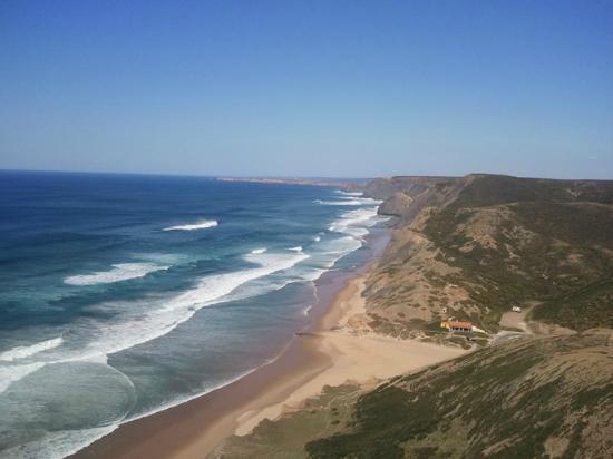 Budens, Portugal: Praia Cordoama
