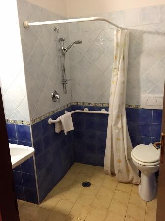 Hotel Caracciolo: Bagno dell'Hotel