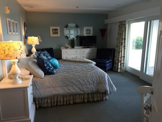 Rockport, ME: Im Segelstil ausgestattete Zimmer