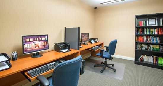 Le Square Phillips Hotel & Suites : Business Center