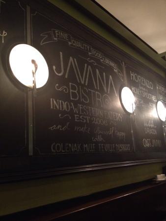 Javana Bistro
