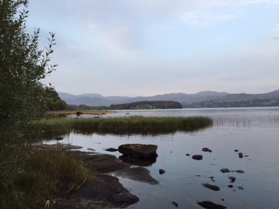 Donegal Town, Irlanda: view of the lake