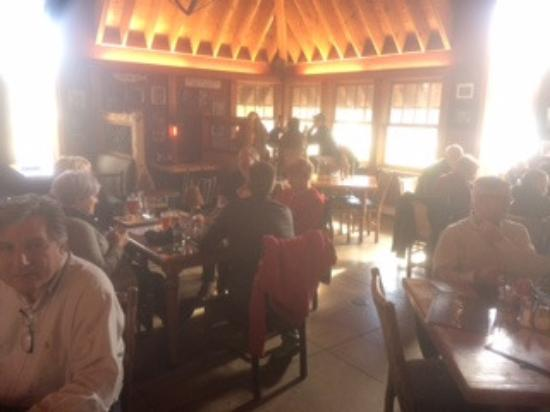 Boulder Junction, WI: The place was hopping!