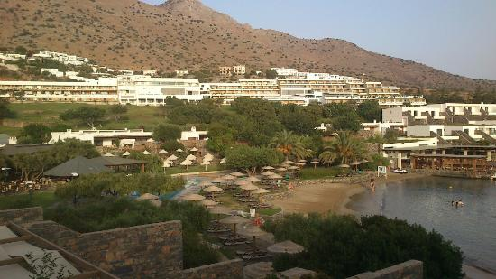 Elounda Peninsula All Suite Hotel : View 1
