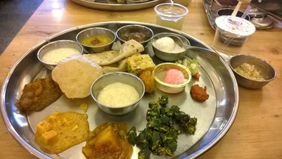 Tip Top Thali