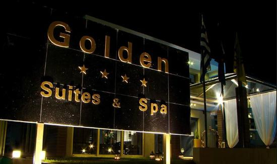 Golden Suites & Spa