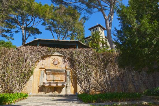 Jardines: fotografía de Sa Torre Cega, Cala Ratjada - TripAdvisor