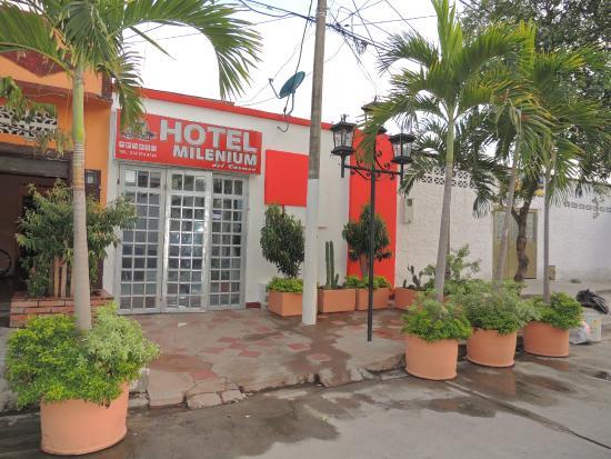 Espinal, Kolumbien: fachada