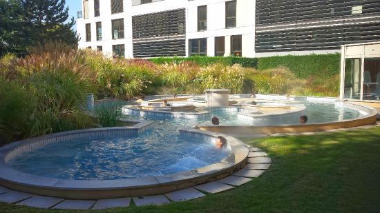 Hotel Metropole Spa Lyon