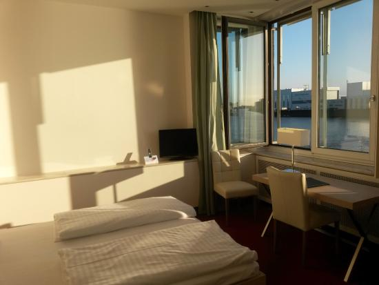 Hotel Strandlust Vegesack: Turmzimmer 2