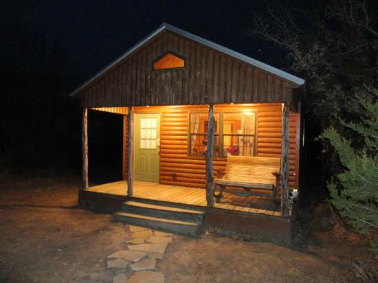The Hideaway Ranch & Retreat: Cabin