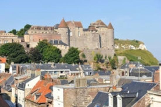 Derchigny, France : chateau de DIEPPE