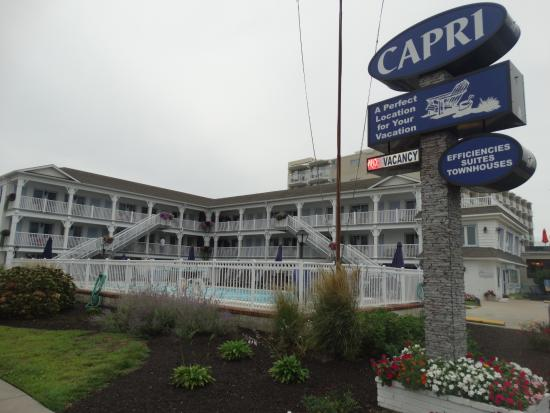Capri Motor Lodge street view