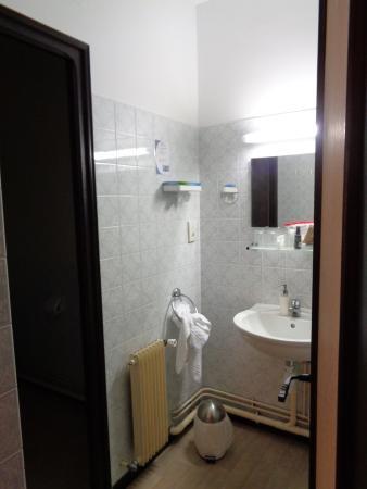 Hotel De La Loge : bath