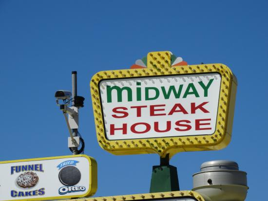 Midway Steak House Seaside Heights, NJ