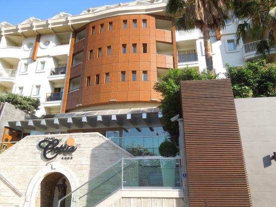 Grand Cettia Hotel: ÖN CEPHE-1