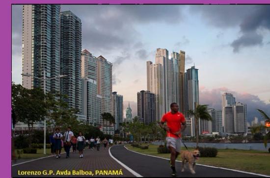 Avenida Balboa: Avda Balboa, Ciudad de Panamá