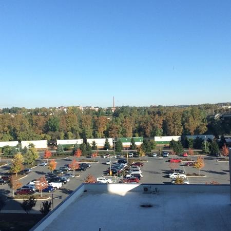 Sands Casino Resort Bethlehem: View from our room