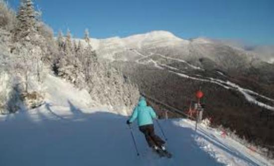 Westmore, VT: Ski Mount Pisgah