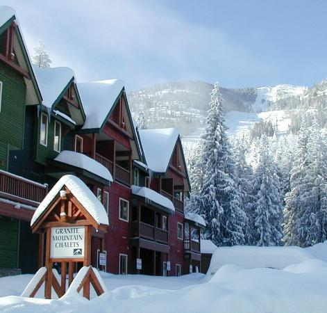 Photo of Red Mountain Village Rossland