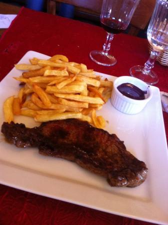 Restaurant le buffet de la gare dans villefranche sur - Cuisine villefranche sur saone ...
