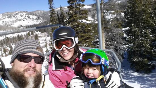 Sundance Motel: Local ski resort WHITE PINE