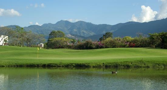 Santa Ana, Costa Rica: Espectacular vista