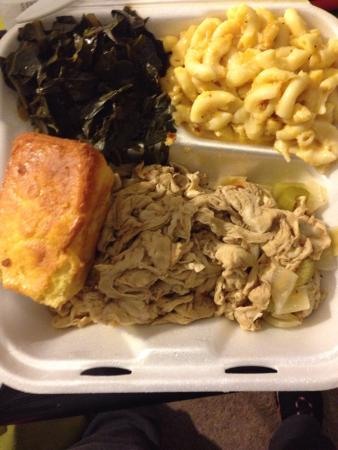 Oxon Hill, MD: I went on recommendation. My first food visit was very...bland. I searched for flavor in each se