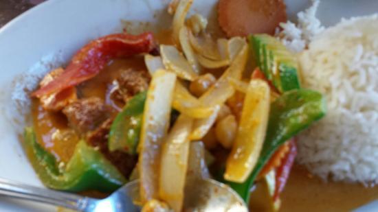 Thai Cuisine at Thames Street