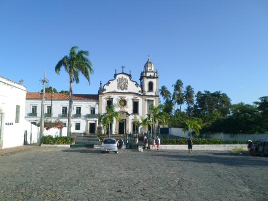 N. S. do Rosario dos Homens Pretos de Olinda Church
