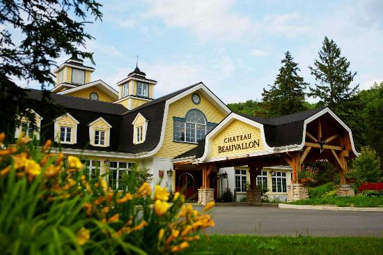 Chateau Beauvallon Mont Tremblant